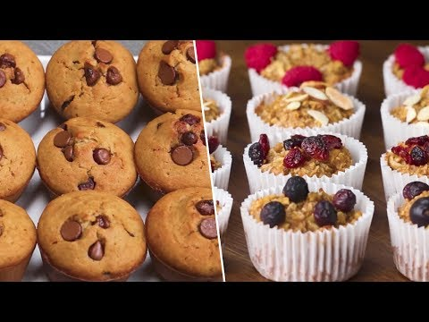 Muffins 6 Ways Review- Buzzfeed Test #101