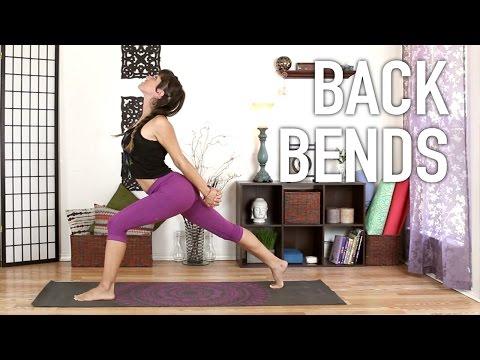 Proper Back Bends - Yoga Back Bending for Flexibility