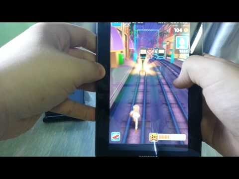 subway surfers gameplay HD