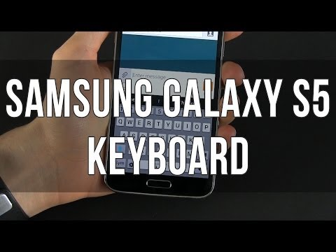 Samsung Galaxy S5 Default Keyboard Tips and Tricks