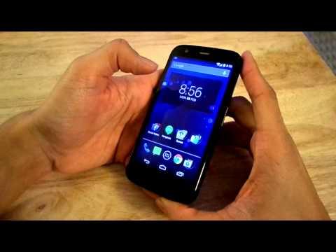 Motorola Moto G Android 4.4 Kitkat Update (4.4.2)