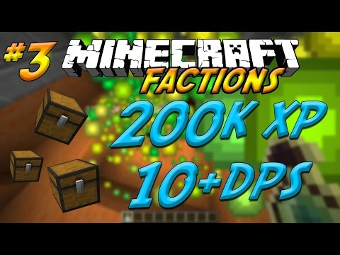 CosmicPVP EP3- OUR LUCK... LEGENDARY DP+ 200k XP opening - Minecraft Factions