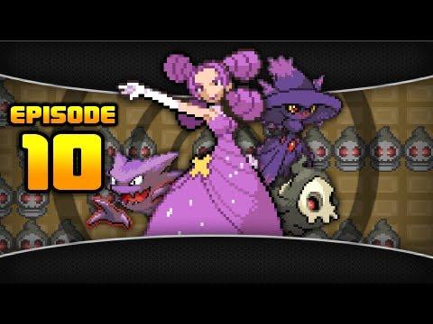Pokémon Platinum Version - Episode 10 | Gym Leader Fantina!