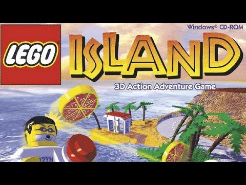 First 30 Minutes: Lego Island [PC]