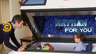 The Soundproof Sex Box for Parents - Nathan For You