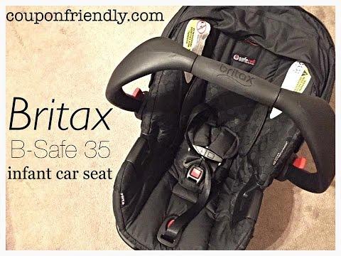Britax B-Safe 35 Car Seat