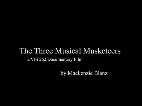The Three Musical Roommates - A Short Documentary