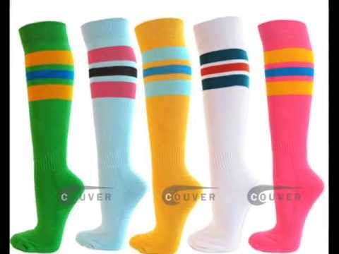 Yellow Socks | Headbands and Wristbands | Wholesale Manufacturer