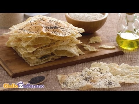 Lavash bread - recipe