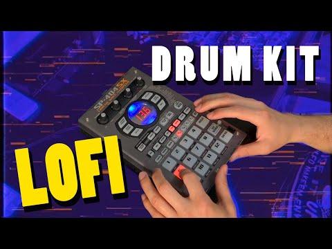 Making of the Beat - Lofi Hip-Hop - Loose Endz Drum Kit