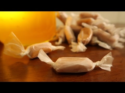 How To Make Amazing Honey Taffy - (Only Honey)