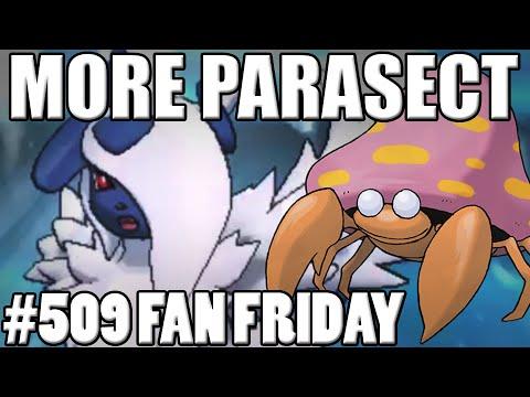 MORE PARASECT + Mega Absol! Pokemon Omega Ruby Alpha Sapphire WiFi Battle! Fan Fridays #509 Spenser