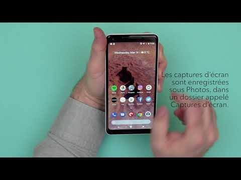 Comment effectuer et partager une capture d'écran sur un appareil Android
