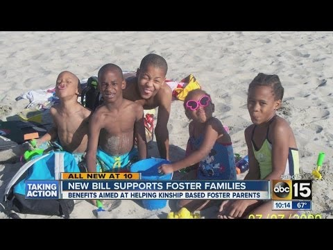 Arizona bill would aid kinship foster families