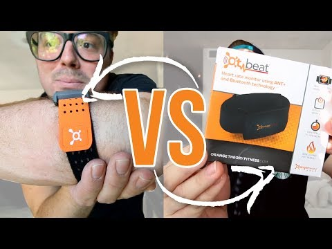 BEST Orangetheory Heart Rate Monitor 📈❤️ Comparison & Unboxing
