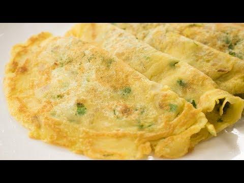 Eggless Omelette Recipe | Indian Street Style No Egg Vegan Omelettes