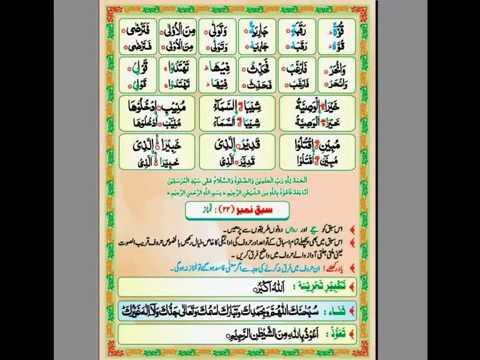 1 Namaz Part1 Learn how to read namaz