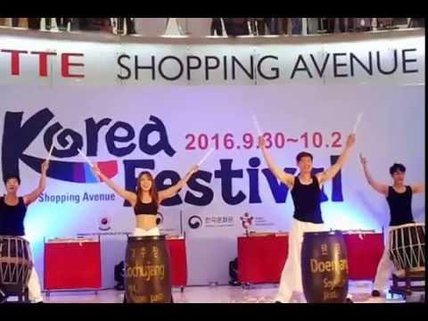 Cookin' Nanta - Korea Festival 2016