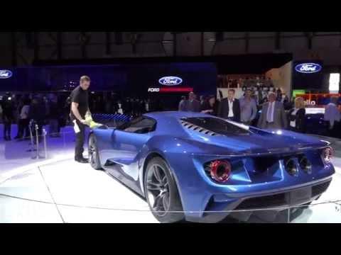 2015 Geneva auto show walk-around Harry's garage special