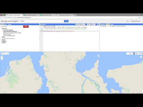 Importing and filtering vector shapes in Google Earth Engine