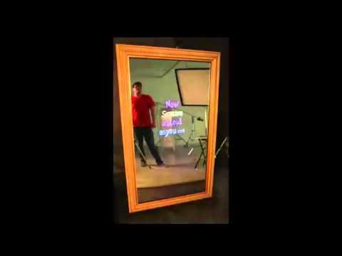Mirror Selfie Photo Booth