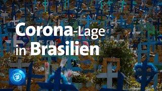 Brasilien meldet erstmals fast 20.000 neue Corona-Fälle in 24 Stunden