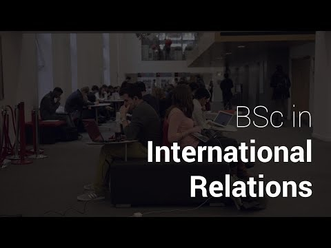 Introduction To BSc International Relations