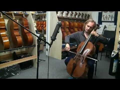 Benjamin Banks Cello for Sale