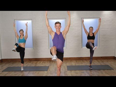 30-Minute Butt and Abs Pilates Bikini Workout | Class FitSugar