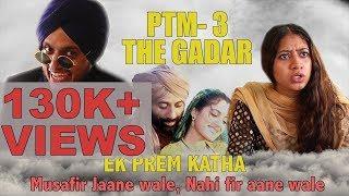 PTM-3- The Gadar- Ek Prem Katha- Langda Aam Productions ft. Sunny Deol