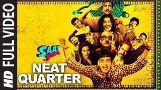 NEAT QUARTER Full Video Song | Saat Uchakkey | Manoj Bajpayee, Anupam Kher & Aditi Sharma | T-Series