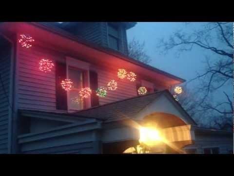 Chicken-wire lights
