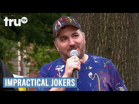 Impractical Jokers - Q's Mural Disaster (Punishment) | truTV