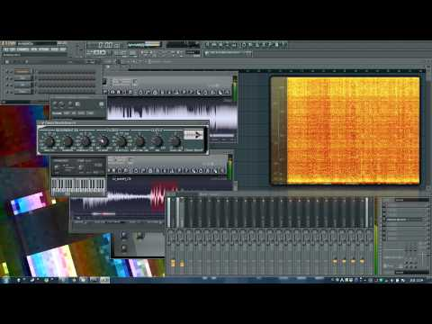 FL Studio 10 - Make glitch sound with Fruity Granulizer Tutorial? or something HD 1080p