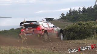 WRC Rally Italia Sardegna 2018 - Day1 Tula & SS1 Ittiri