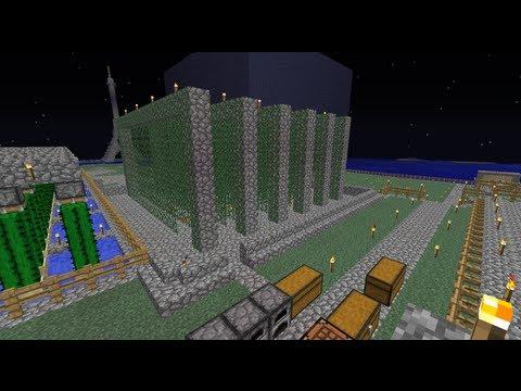 Minecraft Vines Farm