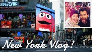 New York Vlog!! Shoppen, hometour, sightseeing | Sanny zoekt Geluk