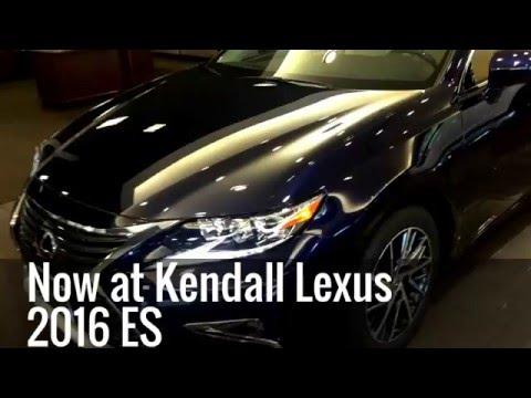 Kendall Lexus Of Eugene | 2016 Lexus ES