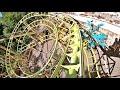 Cobra Coaster (Onride) Video Freizeitland Geiselwind 2019