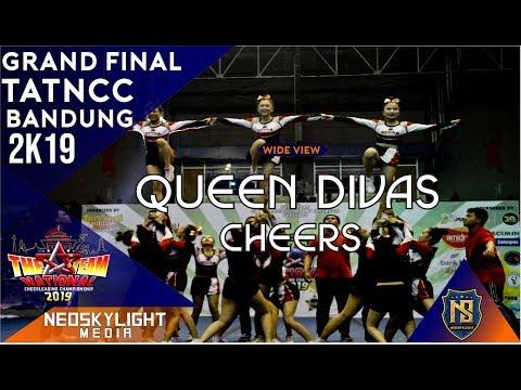 Xxx Mp4 1St Place Queen Divas Cheers I Grand Final TAT NCC Bandung 2019 Neoskylight Media 3gp Sex