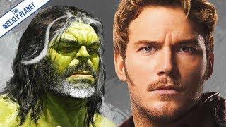 Future Marvel Phase Four Movies