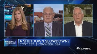 Walter Isaacson: Shutdown is costing us in consumer confidence