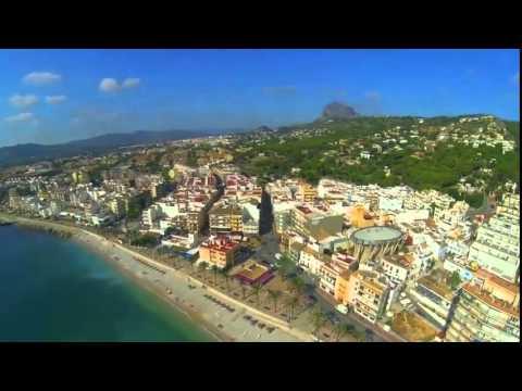 Spectacular Aerial Footage of Javea, Costa Blanca
