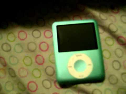 White Screen of Death iPod Nano 3rd gen.