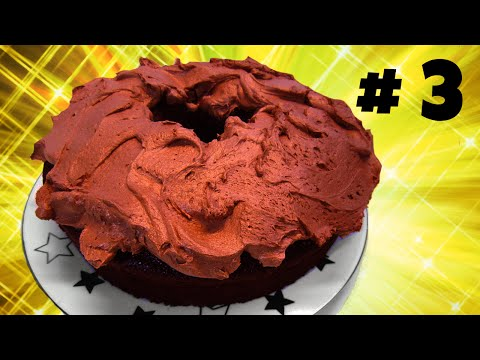 How to Make the Best Whipped Cream Chocolate Frosting / Icing