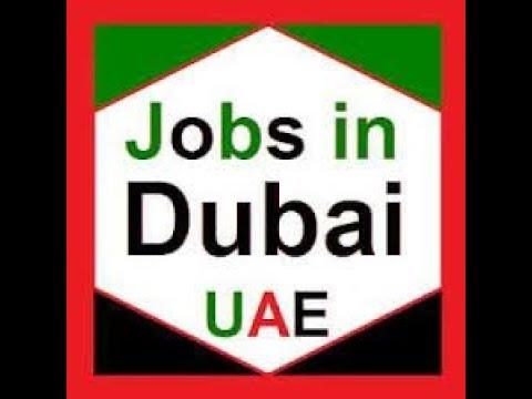 Jobs in Dubai / Latest Jobs in Dubai / Job in Dubai 2018