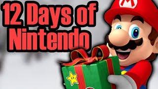 12 Days of Nintendo 2017 (Parody of 12 Days of Christmas)