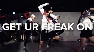 Get Ur Freak On - Missy Elliott / Junsun Yoo Choreography