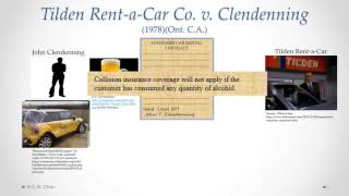 Download Exclusion Clauses: Tilden Rent-a-Car Co v. Clendenning Video