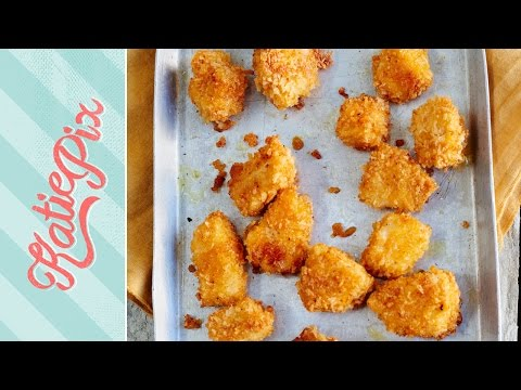 Healthy Chicken Nuggets Recipe | Katie Pix